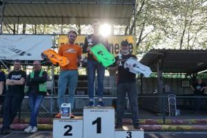 VG8K1-Podium: Depta, Hepp, Wurst (l-r)
