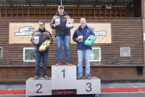 VG10S-Podium: Pock, May, Burghartz (l-r)