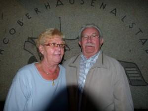 Wilma und Josef Holl