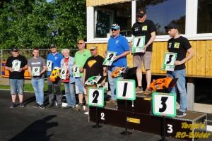 Siegerehrung HC10/VG10SCASP beim NWM #2 @ Haltern