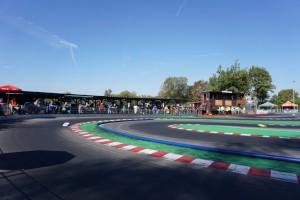 AMC Hamm: Flüssiger Kurs über 310 Meter mit großem Fahrerlager
