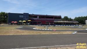 Rennstrecke des EVMC Velp (NL)