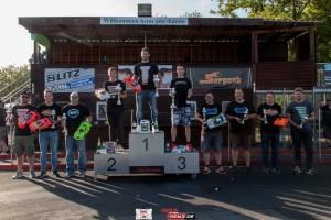 Pokalgewinner der Klasse VG10SCA