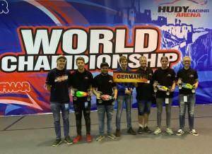 Deutsches Team WM ORE Trencin 2019