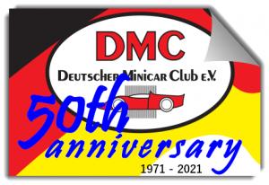 dmc 52th anniversary
